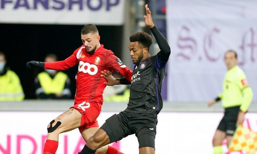 Άντερλεχτ-Σταντάρ Λιέγης 0-0