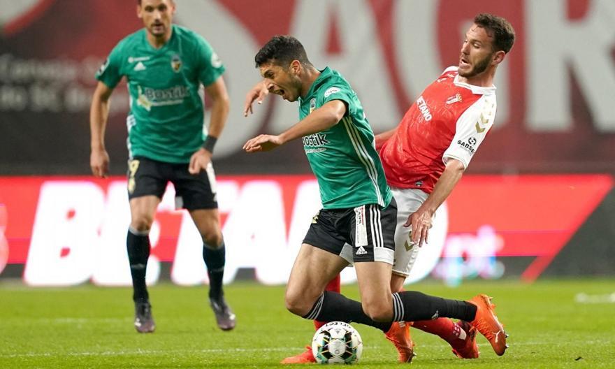 Μπράγκα-Φαρένσε 1-0
