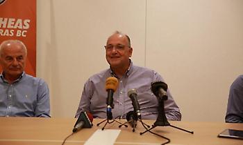 Λιόλιος: «Νότα αισιοδοξίας η πρόκριση της Εθνικής στο Ευρωμπάσκετ»