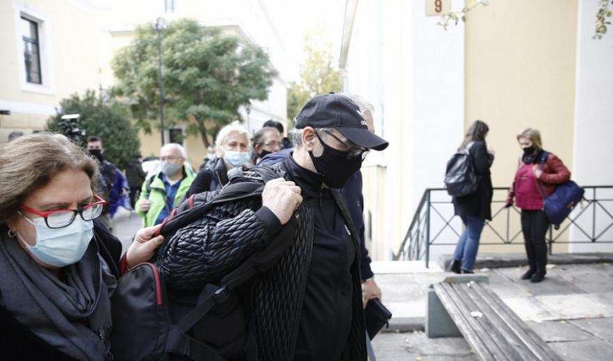 Στις 2 Δεκεμβρίου η δίκη του Νότη Σφακιανάκη