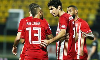 Τα 5 γκολ του Ραφίνια, ο «κανονικός» Μπουχαλάκης κι ο Λοβέρα ποδόσφαιρο, όχι μπάλα!