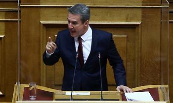 ΚΙΝΑΛ σε Αυγενάκη: «Φθηνή επικοινωνιακή προσπάθεια αποφυγής της κατακραυγής»!