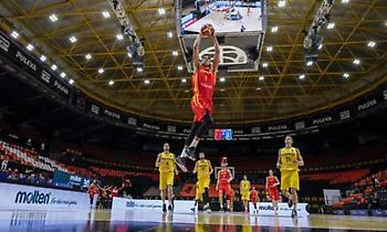 Σάρωσε τη Ρουμανία και πήγε Ευρωμπάσκετ η Ισπανία