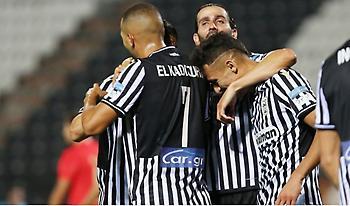 Με Γιαννούλη και Ελ Καντουρί στον «τελικό» ο ΠΑΟΚ