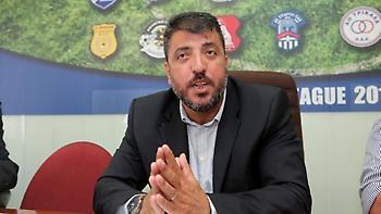 Στήριξη στο προεδρείο της Σούπερ Λίγκας 2/ Football League