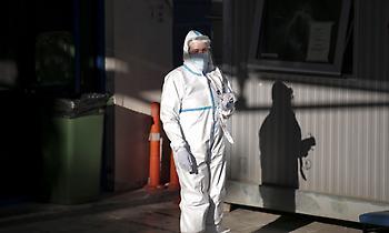 Κορωνοϊός- Ελλάδα: 111 νέοι θάνατοι- 2.199 νέα κρούσματα - 596 διασωληνωμένοι