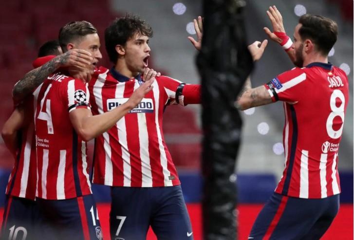 Ατλέτικο Μαδρίτης-Μπάγερν Μονάχου 1-1