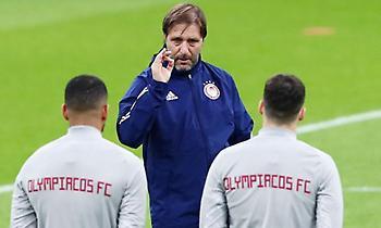 Μαρτίνς: «Μας τιμώρησαν τα πέναλτι, ο διαιτητής έδινε εύκολα φάουλ και κάρτες εις βάρος μας»