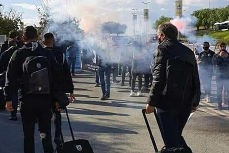 Καταζητούνται από την αστυνομία Κύπρου οι οπαδοί του ΠΑΟΚ!
