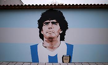 «Δεν θα σβηστεί το γκράφιτι του Μαραντόνα»