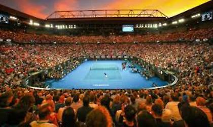 Στις 8 Φλεβάρη το Αυστραλιανό Οπεν τένις