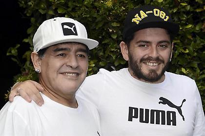 Γιος Μαραντόνα: «Να αποσυρθεί το 10 από όλες τις ομάδες του Ντιέγκο»