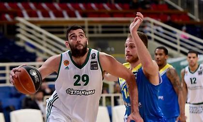 Μπουρούσης: Τα ρεκόρ που θα… κυνηγήσει με το Περιστέρι στην Basket League!
