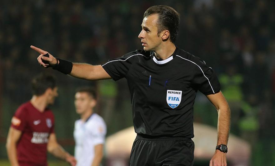 Βόσνιος διαιτητής στο ΑΕΚ-Παναθηναϊκός