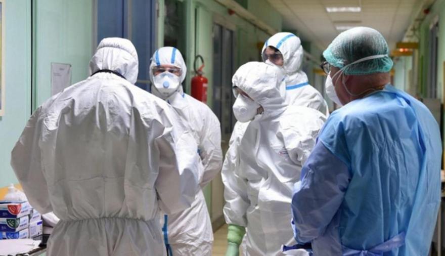 Κορωνοϊός: 1.882 νέα κρούσματα, 622 διασωληνωμένοι, 100 νέοι θάνατοι