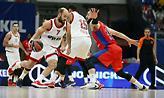 ΤΣΣΚΑ-Ολυμπιακός: Τα highlights του ματς