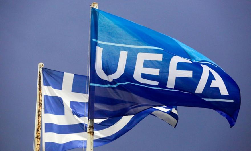 Βαθμολογία UEFA: Κατήφορος δίχως τέλος για την Ελλάδα