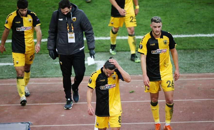 Χωρίς εντός έδρας νίκη για 14 σερί ματς ομίλων η ΑΕΚ