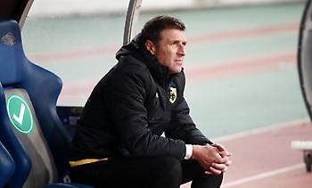 Κετσετζόγλου: «Δεν έχει νόημα να συζητάμε τώρα για θέμα προπονητή»