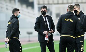 Ίβιτς στους παίκτες της ΑΕΚ: «Να μείνουμε ενωμένοι και νίκη με Παναθηναϊκό»