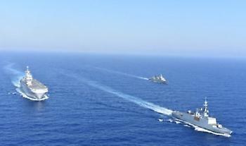 Νέα τουρκική NAVTEX για ασκήσεις με πραγματικά πυρά μεταξύ Ρόδου-Καστελόριζου