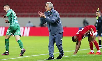 Μπόλονι: «Οδηγός το 2ο ημίχρονο με Ολυμπιακό, νίκη με ΑΕΚ για την ψυχολογία μας»