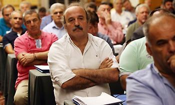 Τζώρτζογλου: «Το Παγκρήτιο έχασε την ευκαιρία γιατί κάποιοι αναρμόδιοι έγιναν αρμόδιοι»