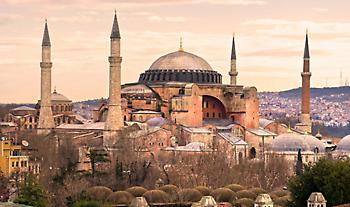 Συμβούλιο της Ευρώπης: Kαταδίκη Τουρκίας για μετατροπή της Αγιάς Σοφιάς σε τζαμί