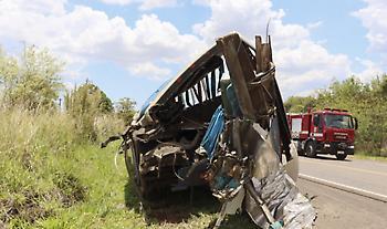Βραζιλία: 10 νεκροί από λεωφορείο που έπεσε από οδογέφυρα