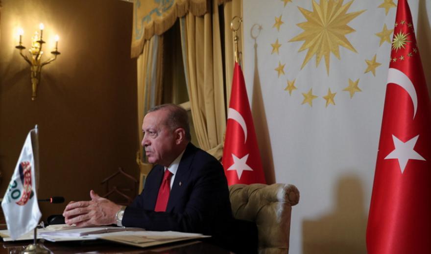 Σε τεντωμένο σχοινί ο Ερντογάν λίγο πριν τη Σύνοδο Κορυφής