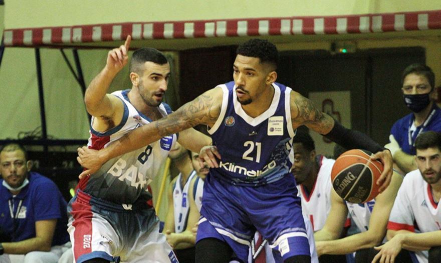 Basket League: Μεσολόγγι-Ηρακλής 68-71