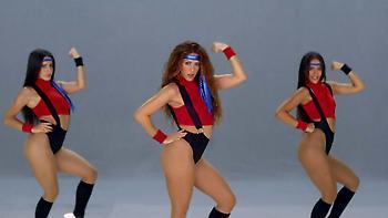 Η σέξι εμφάνιση της Σακίρα στο νέο της video clip