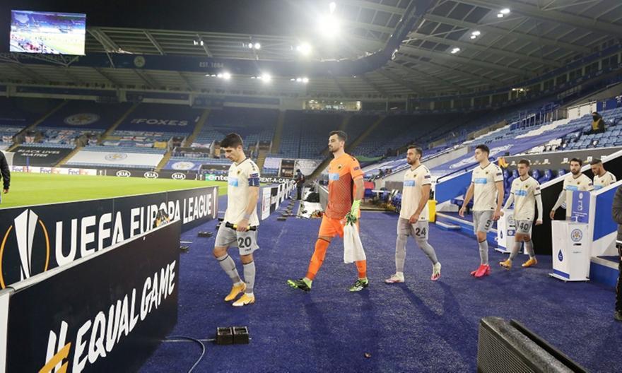 Η χαμένη ευκαιρία της ΑΕΚ στο Europa League