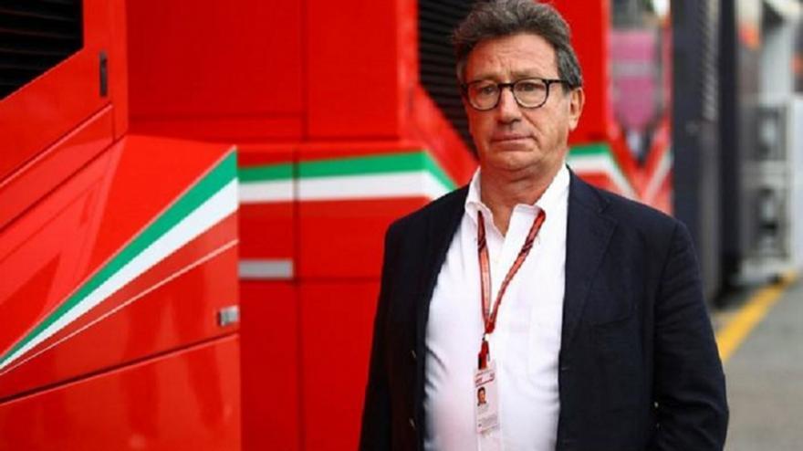 Τέλος από την Ferrari ο Καμιλέρι
