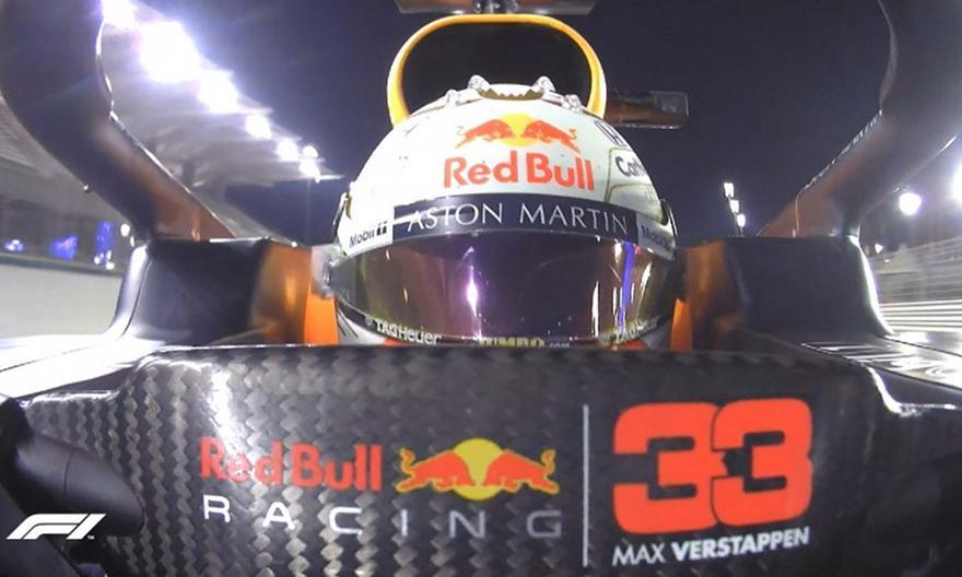 F1: Pole position ο Φερστάπεν στο Αμπου Ντάμπι