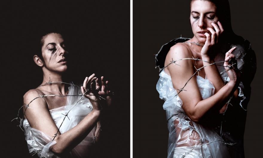 Η Εβίτα Σαλούστρου για τη «φυλακή» των καλλιτεχνών (pics)