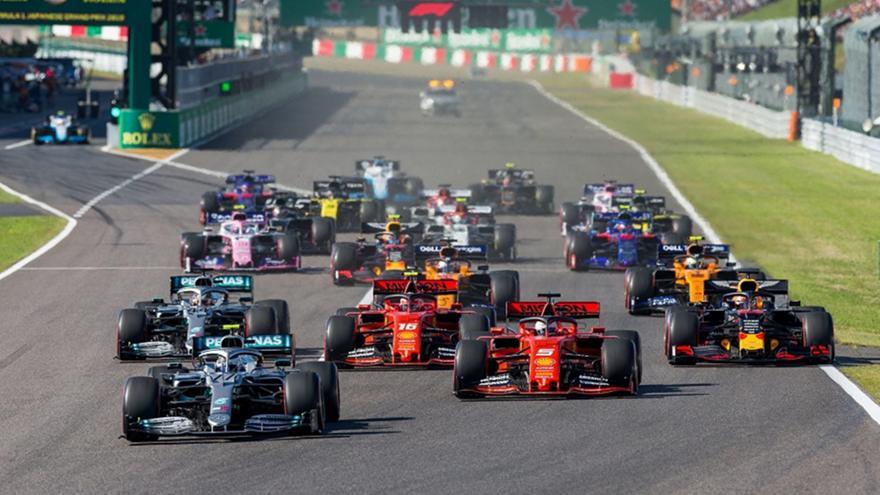 Formula 1: Με 23 Grand Prix το πρόγραμμα του 2021