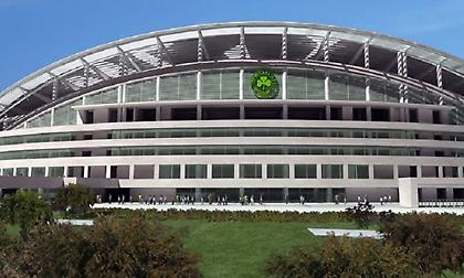 Στον Βοτανικό το πρώτο ενεργειακά αυτόνομο γήπεδο στην Ελλάδα