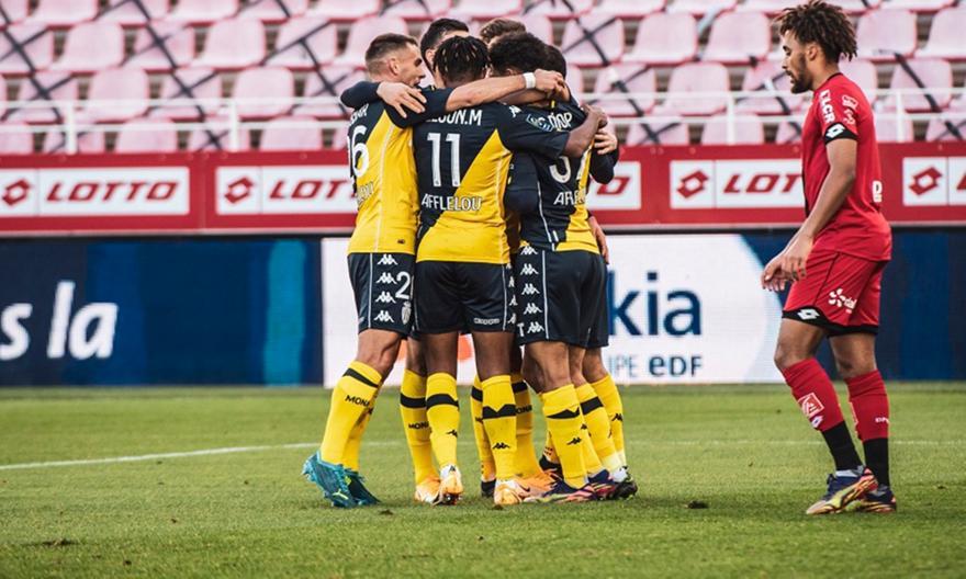 Ντιζόν-Μονακό 0-1