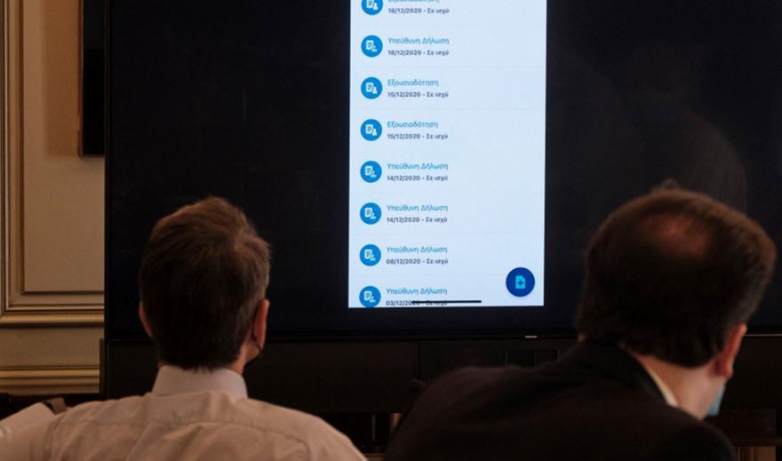 GovApp: Η εφαρμογή του δημοσίου στα κινητά!