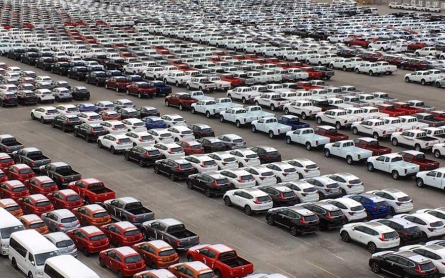 Πωλήσεις Ι.Χ., αύξηση 2,4% τον Νοέμβριο