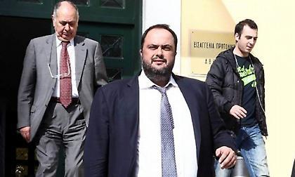 Την πλήρη απαλλαγή Μαρινάκη από τις κατηγορίες που τον βαραίνουν, ζήτησε η δικηγόρος του