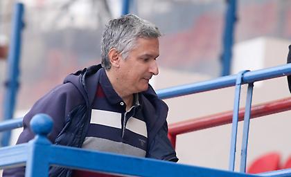 Σπανός: «Απόλυτη εμπιστοσύνη στον προπονητή και τους παίκτες μας»