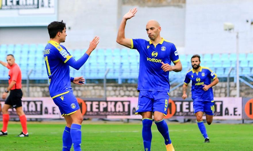 Αστέρας Τρίπολης: Τα γκολ του Μπαράλες στον πρώτο γύρο
