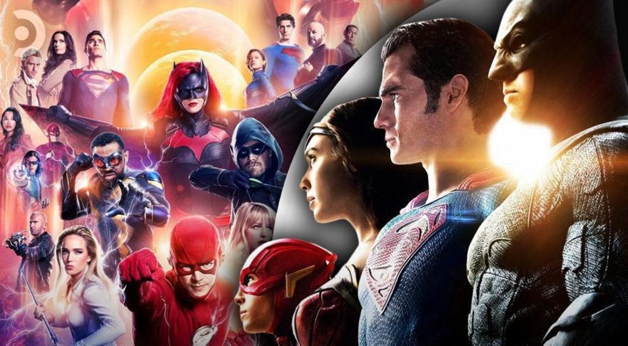 «Τσουνάμι» νέων ταινιών από την DC με έξι τον χρόνο!