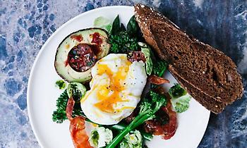 5 εξαιρετικές προτάσεις για πρωϊνά αθλητικά γεύματα