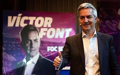 Ο Φοντ έταξε Τσάβι γενικό διευθυντή αν εκλεγεί στην Μπαρτσελόνα