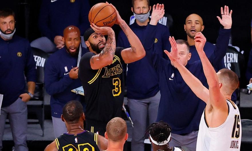 NBA οι καλύτερες φάσεις του 2020