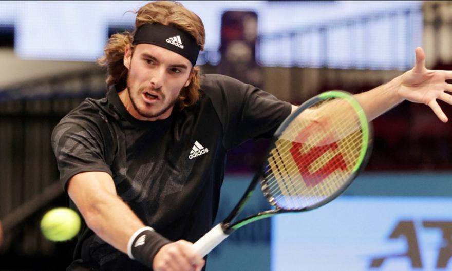 Με Τσιτσιπά η ελληνική αποστολή για το ATP Cup τένις της Μελβούρνης