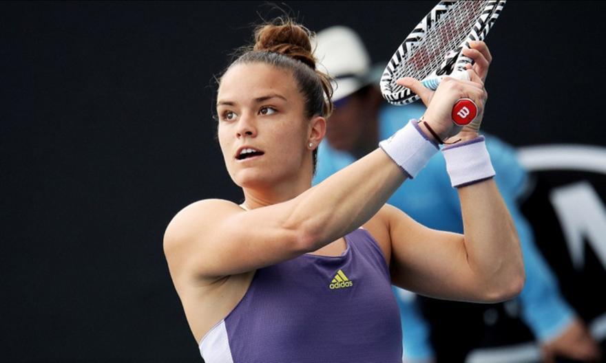 Νικηφόρο ντεμπούτο της Σάκκαρη στο Abu Dhabi Open